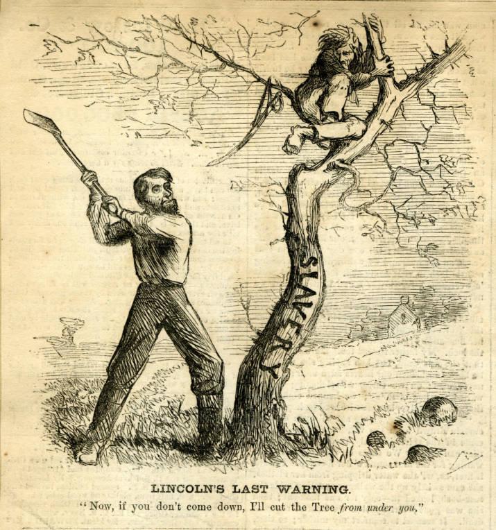 Lincoln S Last Warning Civil War Era Collection Gettdigital